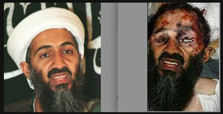 Osama Side by Side