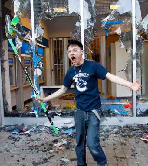 Vancouver Riots 2011 06 15